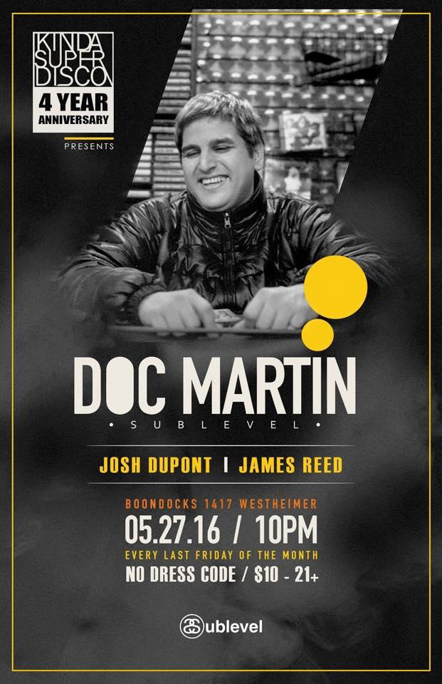Doc Martin Boondocks