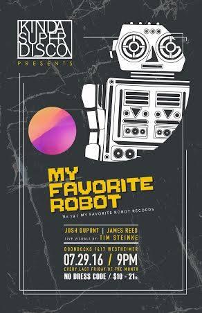My Favorite Robot Boondocks