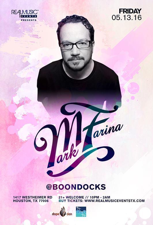 Mark Farina Boondocks