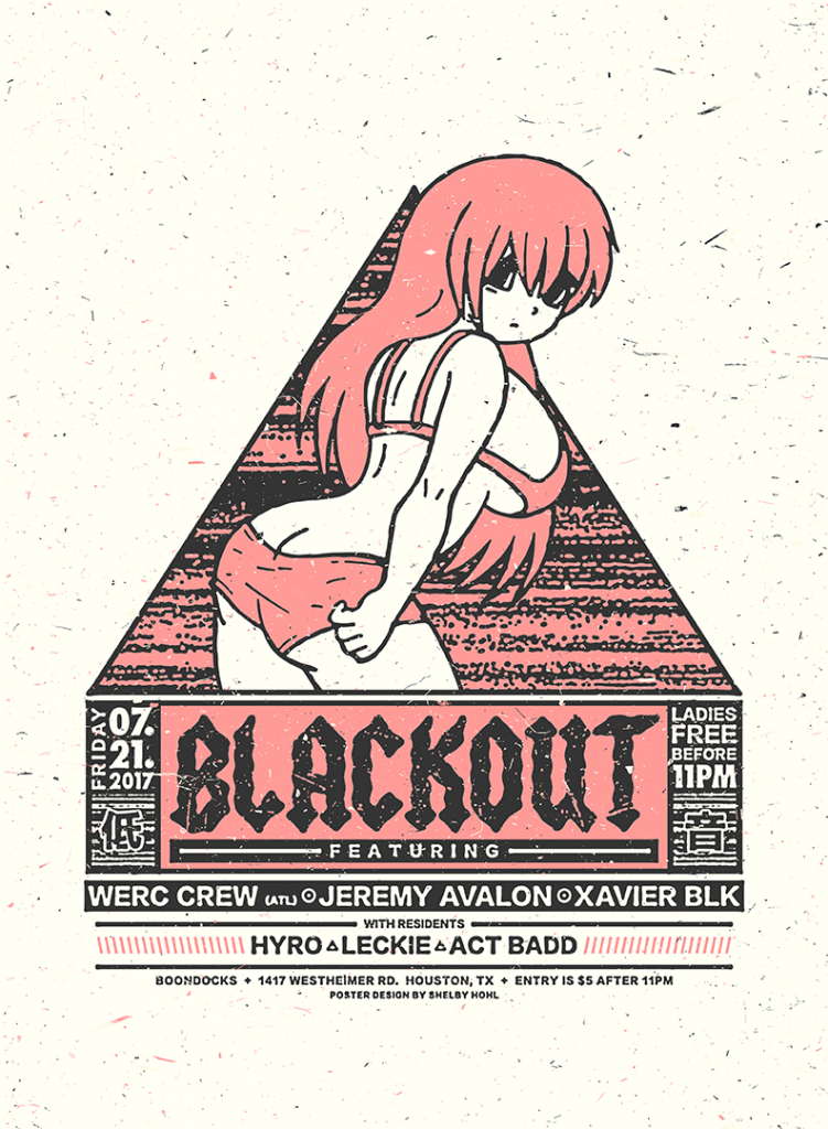 Blackout July Boondocks