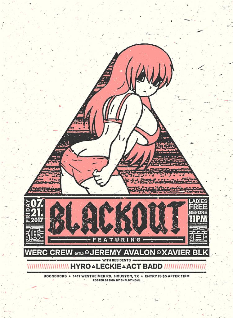 Blackout July Boondocks